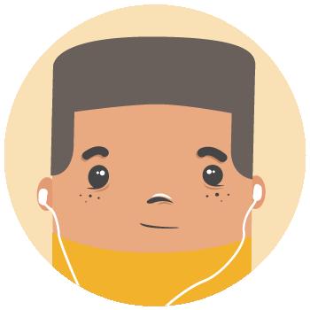 jongen-geel-icon